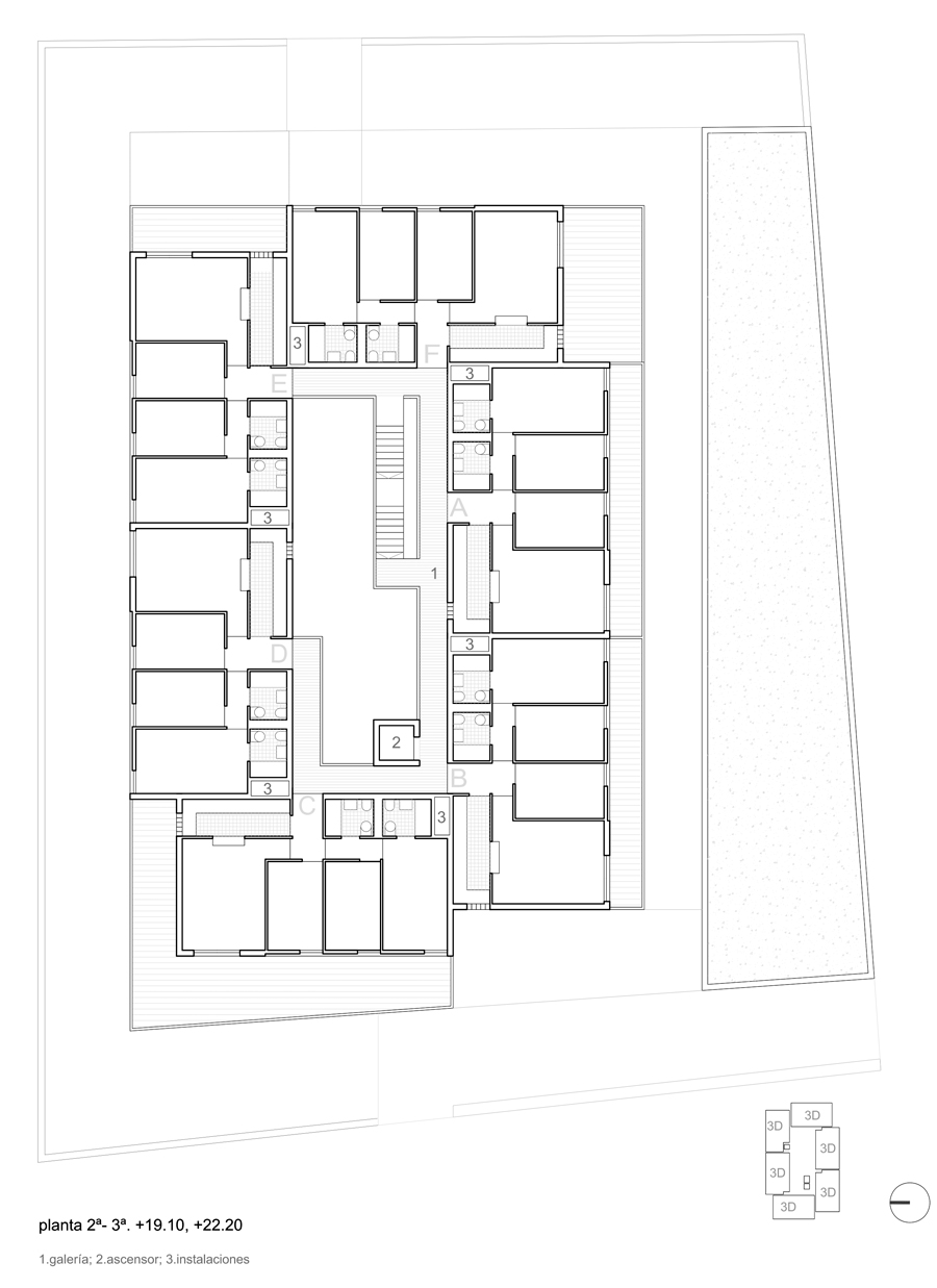 24 viviendas vpo en guadaira sur. sevilla24 viviendas vpo en guadaira sur. sevilla