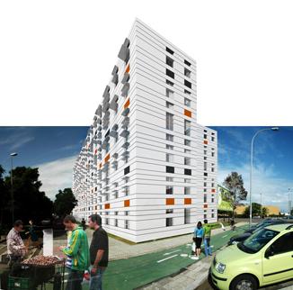 66 viviendas vpo en sevilla