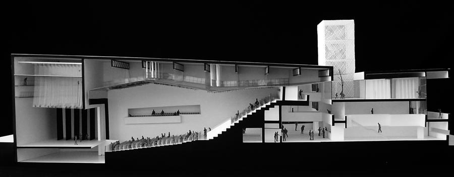 centro de convenciones de ayamonte.
