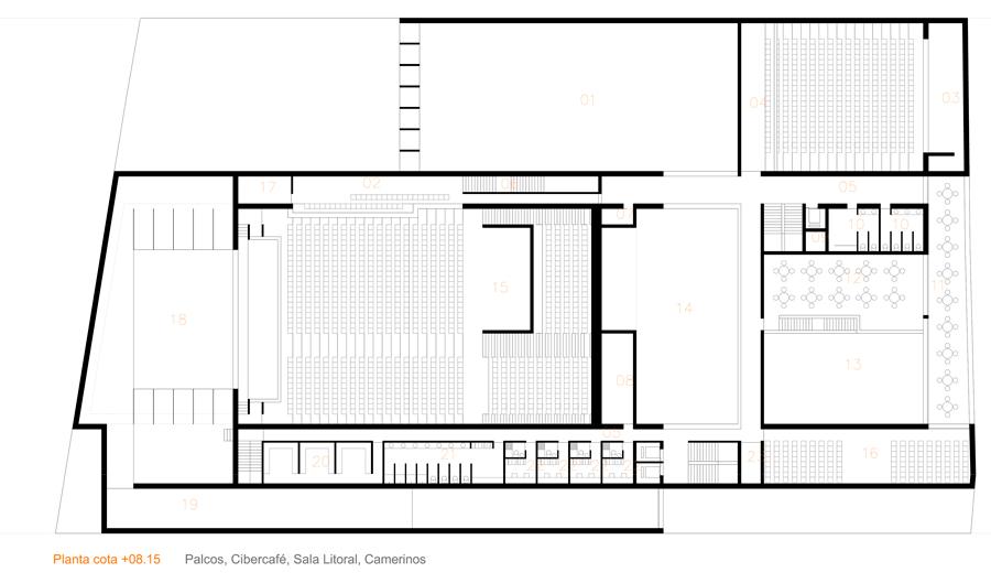 centro de convenciones de ayamonte