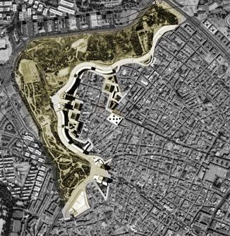 ordenación urbana barrio tetuán madrid