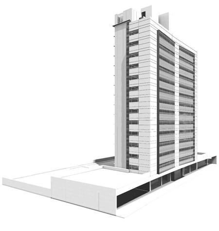 edificio de viviendas, locales y garaje en san fernando. casería de ossío