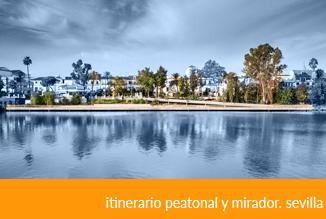ITINERARIO PEATONAL MIRADOR CALLE BETIS