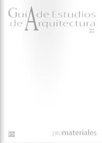 GUÍA DE ESTUDIOS 14-15