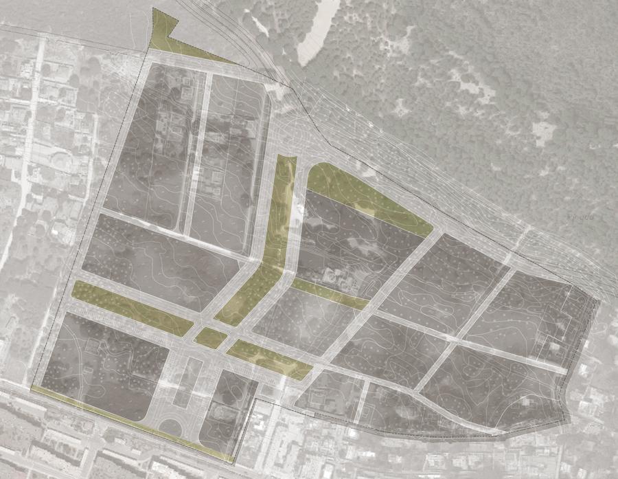 Plan Parcial SUP-CM-2: El Camaleón