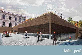 museo mali de arte contemporáneo mrpr arquitectos